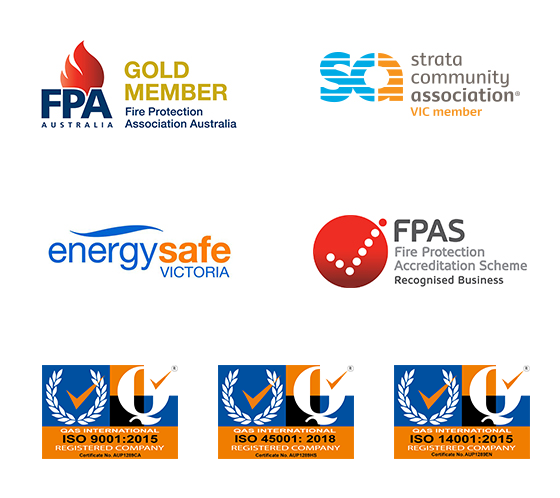 fire and wire accreditations