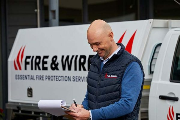 Fire & Wire commercial fire safety
