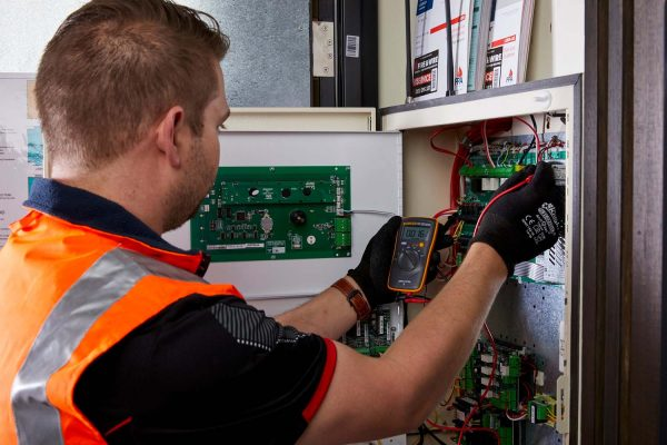 Fire system detection. Is your building's fire safety system up to scratch?